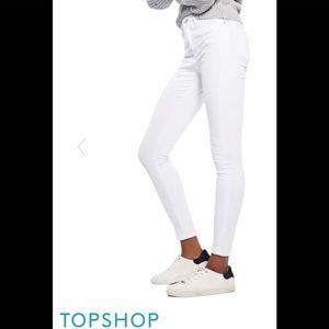 Top shop Jamie jeans size w30